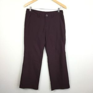Patagonia Women's Burgundy Pants Size 4